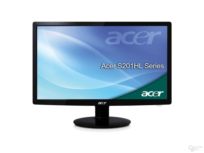 Acer S201HL