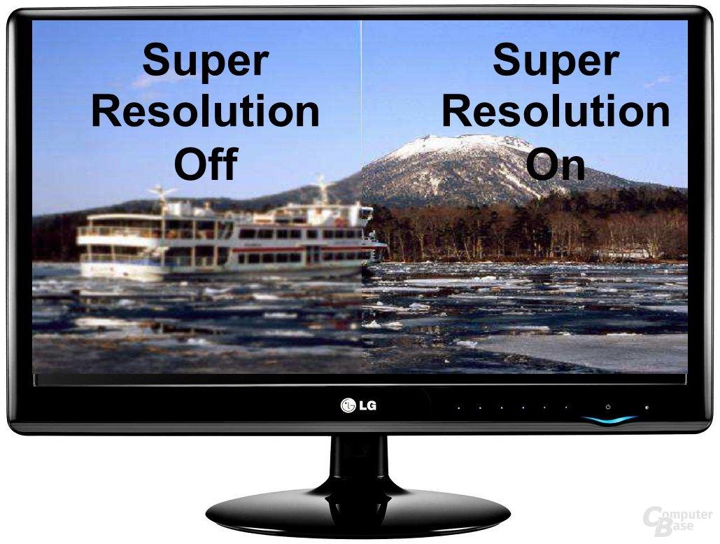 Monitor LG E2350VR