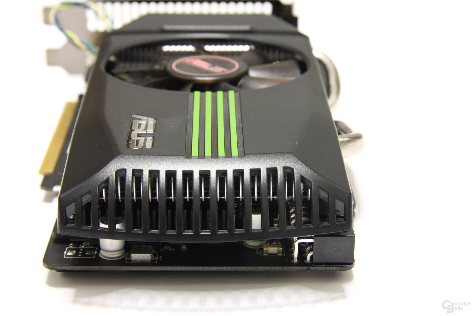 GeForce GTX 460 TOP von hinten