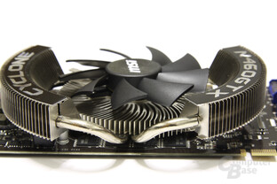 GeForce GTX 460 Cyclone Heatpipes