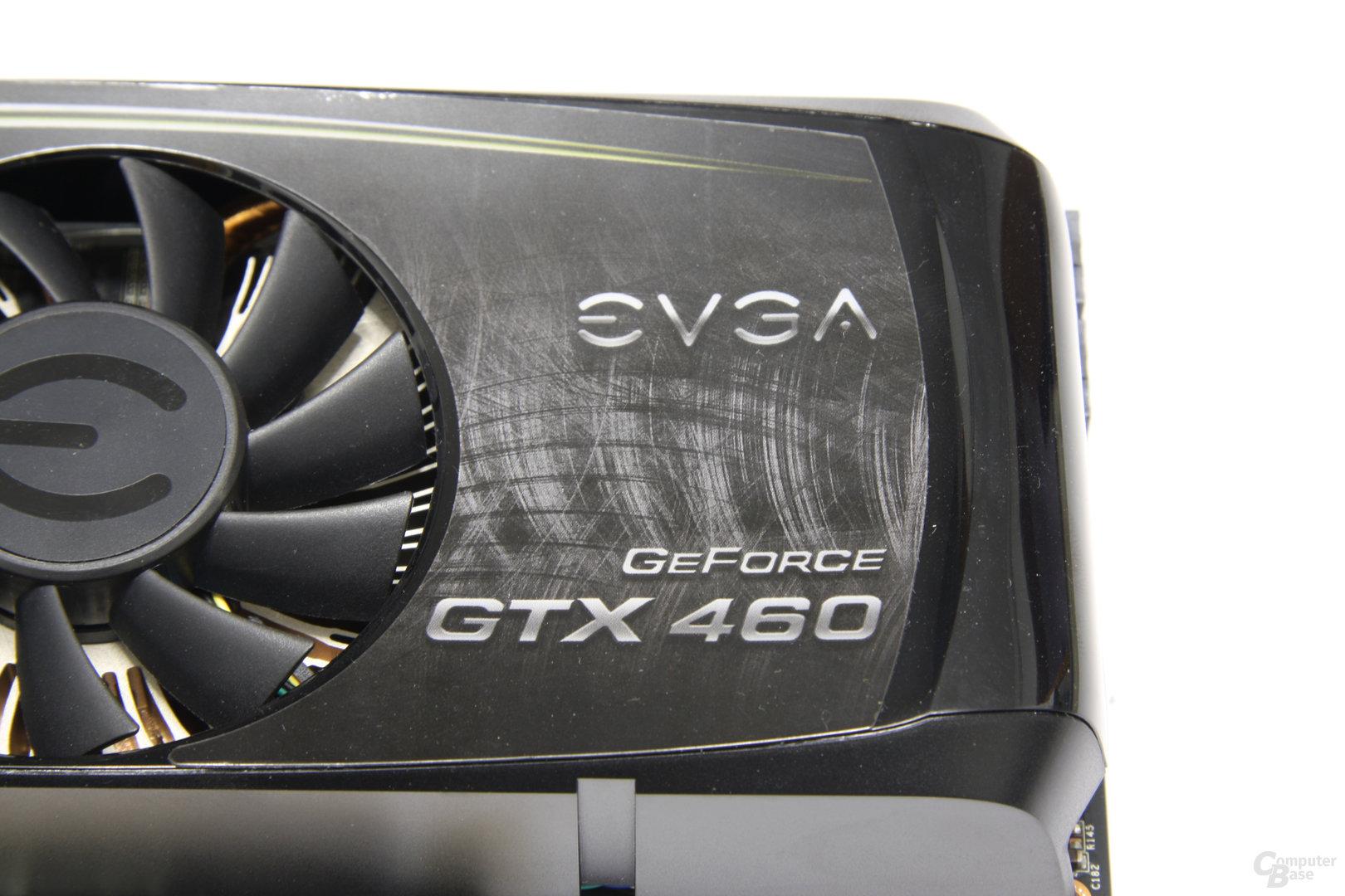 GeForce GTX 460 Logo