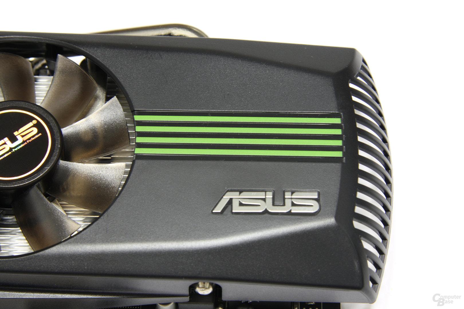 GeForce GTX 460 TOP Logo
