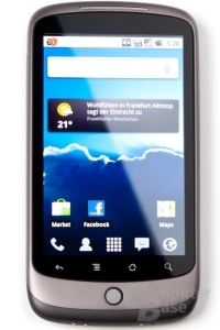 Nexus One mit Android 2.2