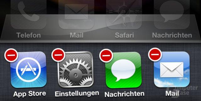 iOS 4.1: Laufende Prozesse beenden