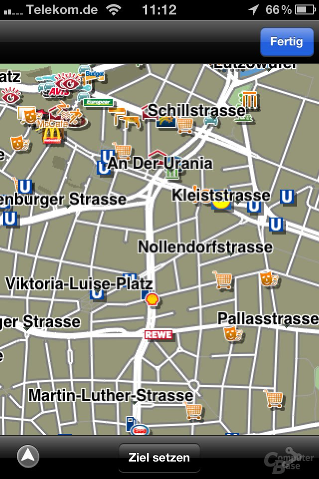 iOS 4.1: Navigation