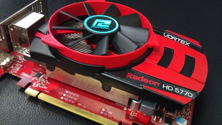 PowerColor PCS+ HD5770 Vortex Edition