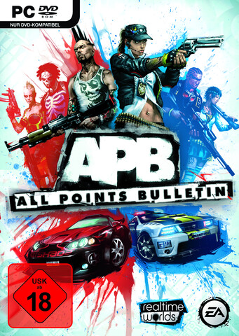 """All Points Bulletin""-Packshot"