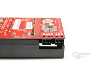 GeForce GTX 470 GS Stromanschlüsse