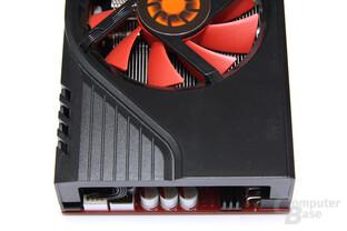 GeForce GTX 470 GS von oben