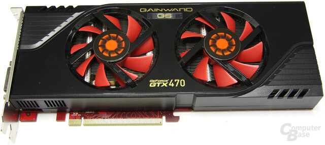 Gainward GeForce GTX 470 GS