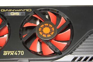 GeForce GTX 470 GS Lüfter