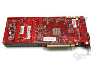 GeForce GTX 470 GS Rückseite