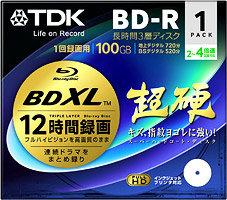 TDK-Medium mit 100 GByte