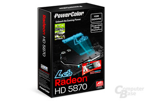 PowerColor LCS HD5870 1GB GDDR5 V2