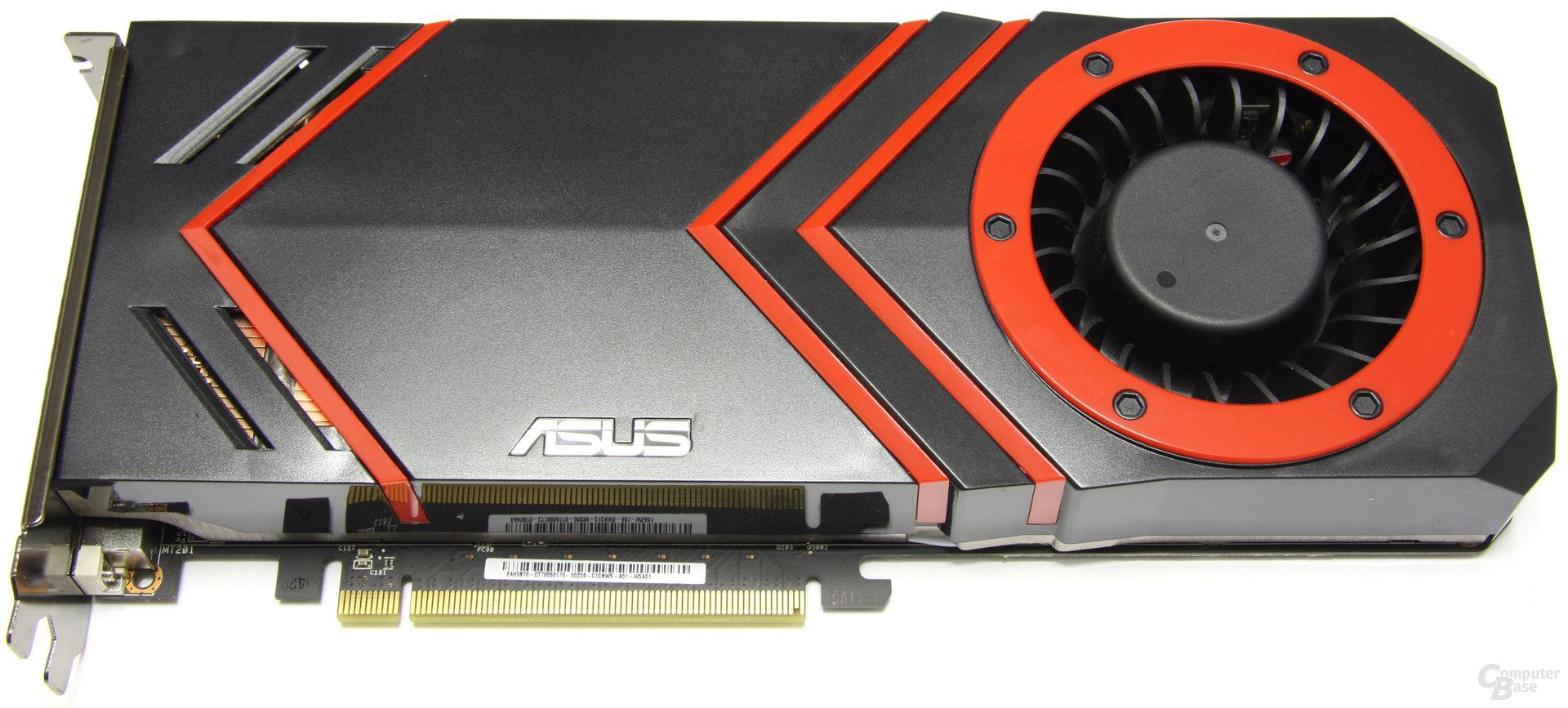 Asus Radeon HD 5870 V2
