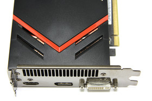 Radeon HD 5870 V2 Anschlüsse
