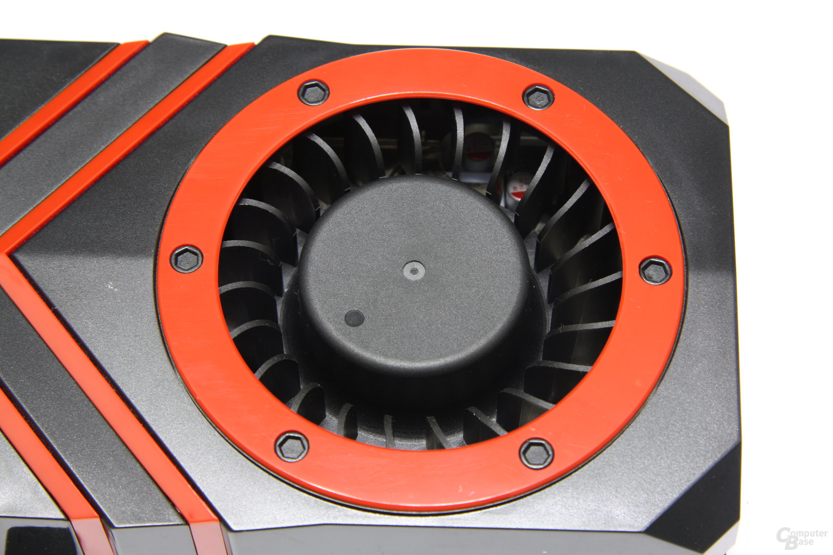 Radeon HD 5870 V2 Lüfter