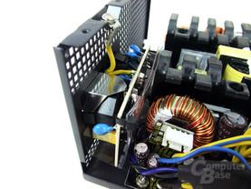 Antec TruePower New TP-650 – Netzfilterung