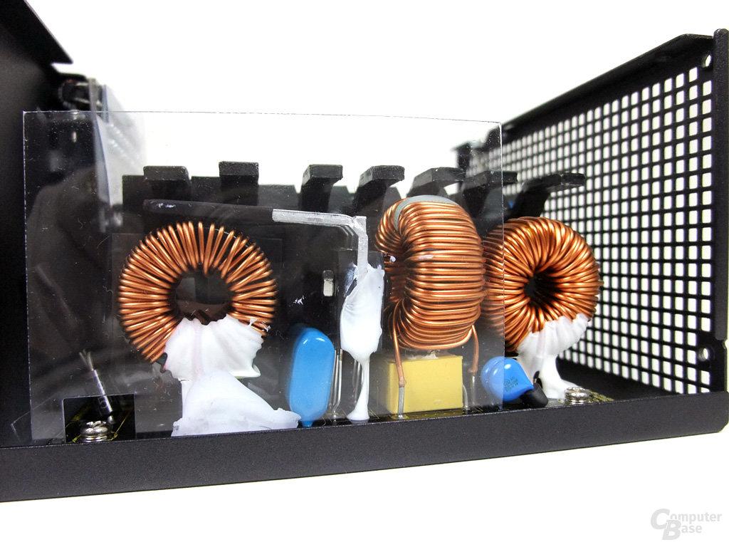 Antec TruePower New TP-650 – Primärer Bereich