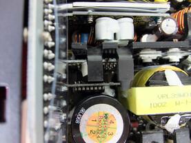 Antec TruePower New TP-650 – Primärkondensator