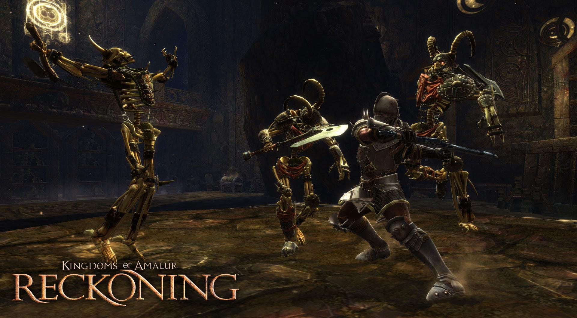 Skeleton Battle – 24.03.2011