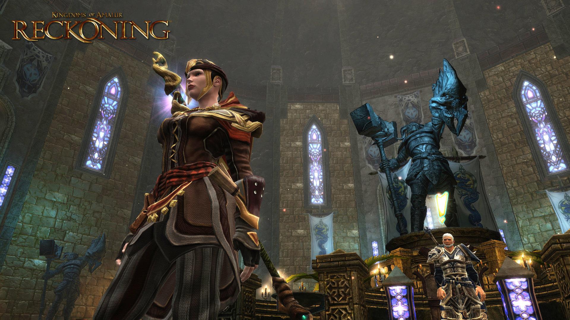 War Sworn Keep (gamescom) – 25.08.2011