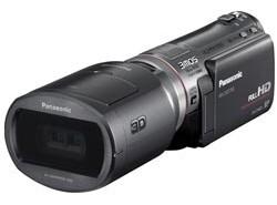 Panasonic HDC-SDT750 | Quelle: Engadget.com