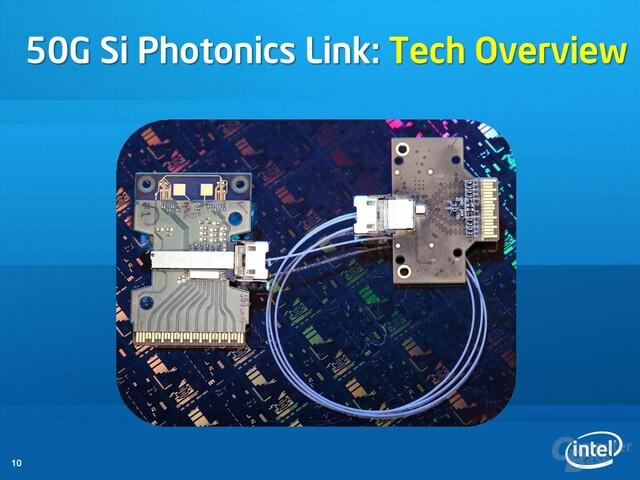 50G Si Photonics Link