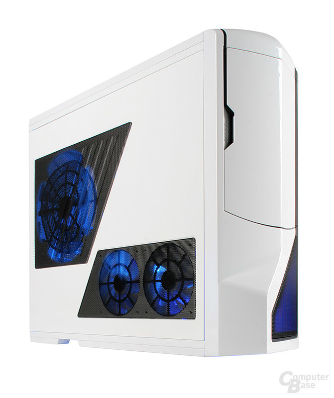 NZXT Phantom Big-Tower - white