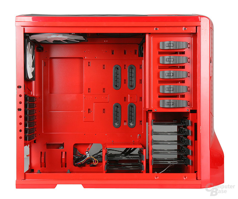 NZXT Phantom Big-Tower - red