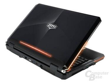 Notebook für Spieler – MSI GX660