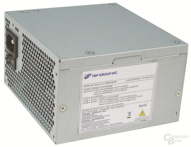"""FSP450-60PTM mit """"80Plus Platinum"""""""
