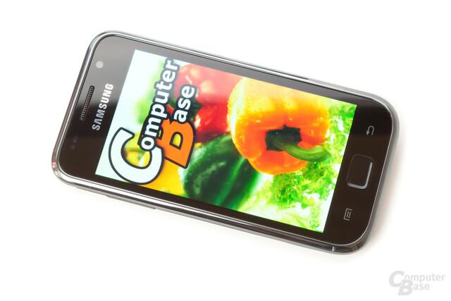 Samsung Galaxy S: Displayvergleich