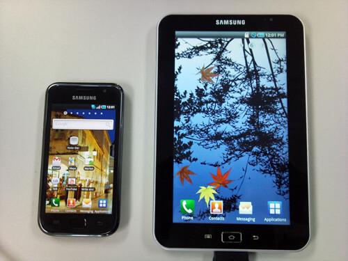 Android-Tablet von Samsung