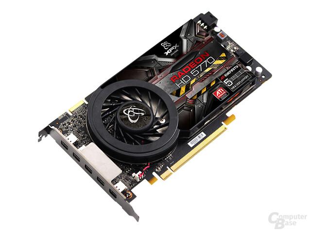 XFX Radeon HD 5770 Eyefinity 5 (HD-577X-Z5F3)