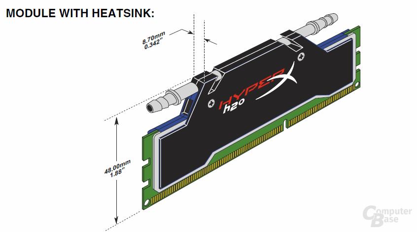 Kingston-Modul-Heatspreader