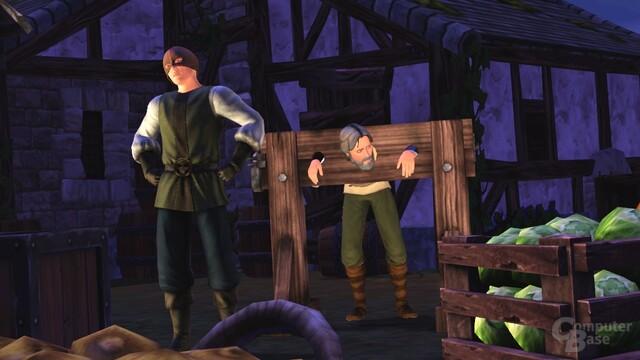 Die Sims Mittelalter