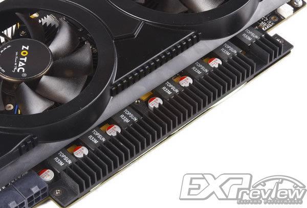 Zotac GeForce GTS 250 Dual Core Edition