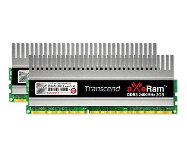 Transcend aXeRam TX2400KLU-4GK