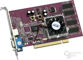 PNY Verto GeForce4 MX 420 PCI