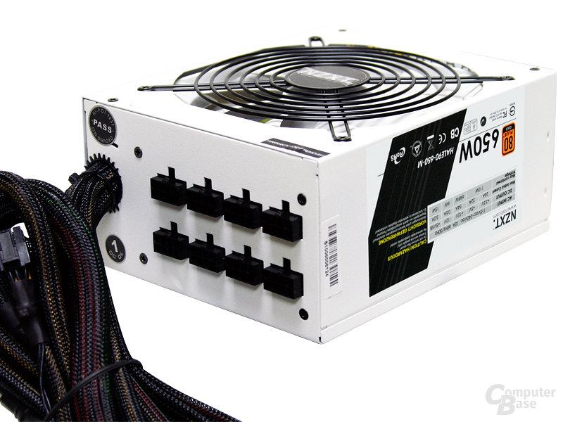 """NZXT """"Hale 90"""" mit 650 Watt"""