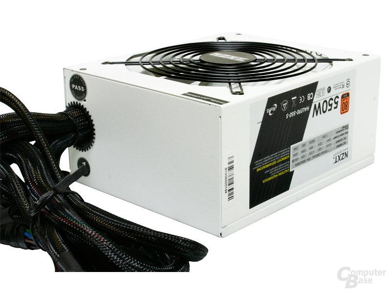 """NZXT """"Hale 90"""" mit 550 Watt"""