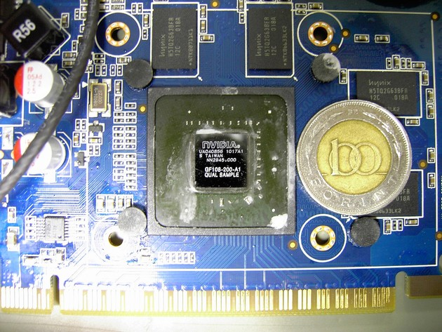 GeForce-Grafikchip GF108