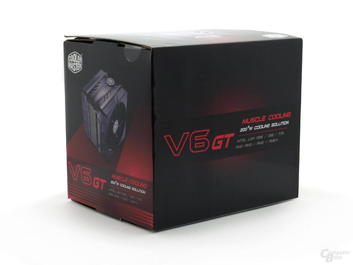 Coolermaster V6 GT Verpackung