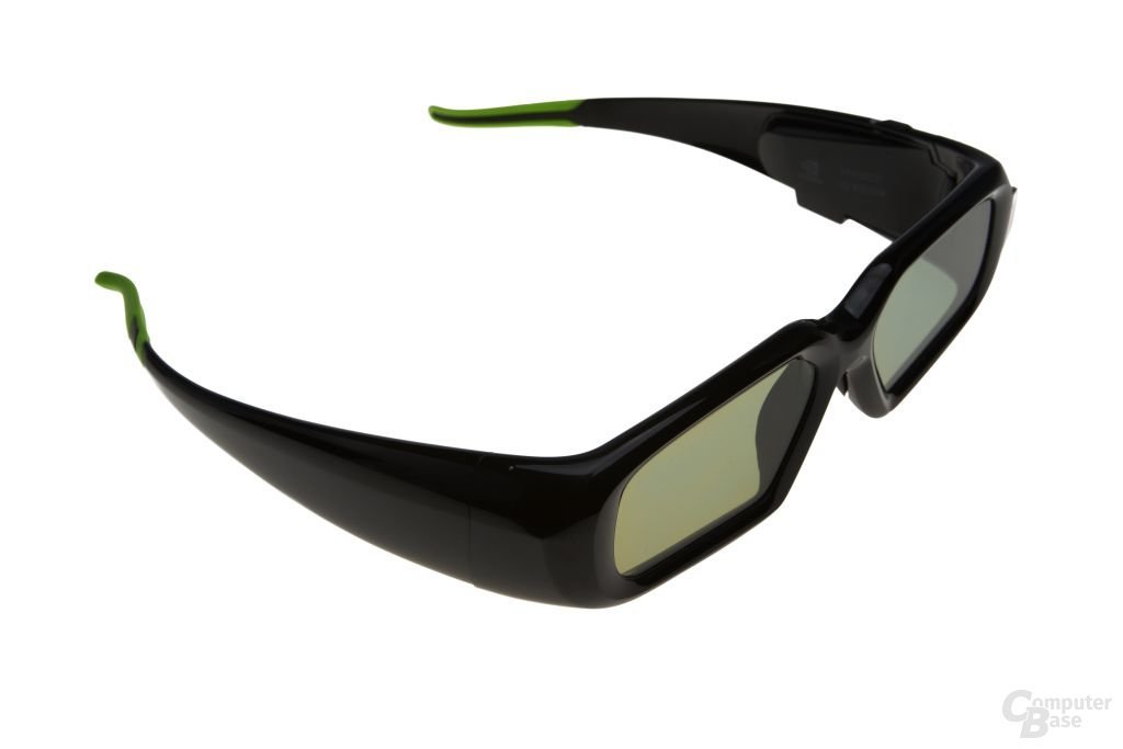 NVidia 3D-Brille