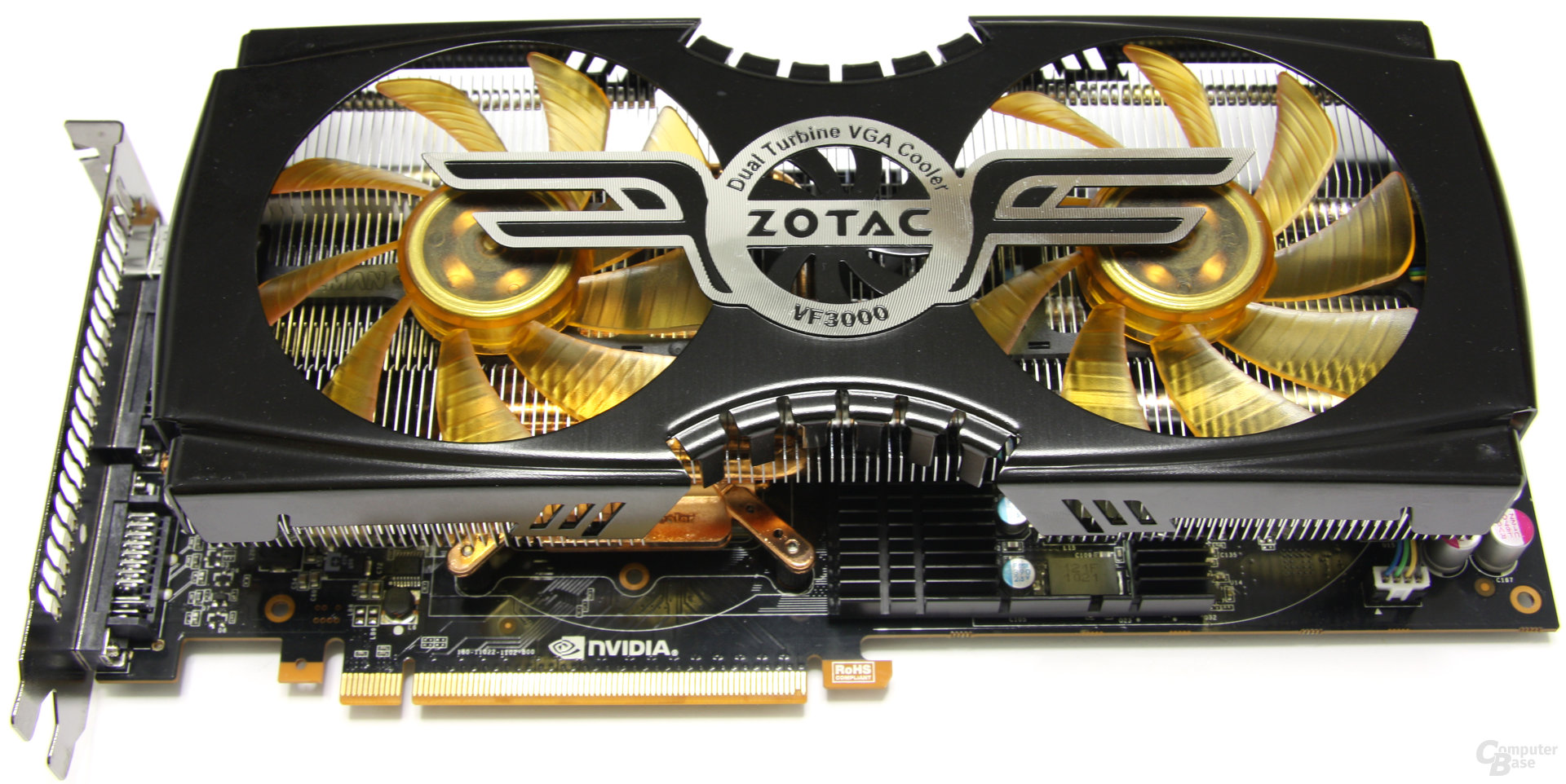 Zotac GeForce GTX 480 AMP!