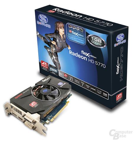 Sapphire Radeon HD 5770 FleX Edition