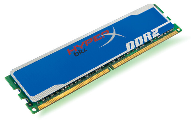 Kingston HyperX blu DDR2