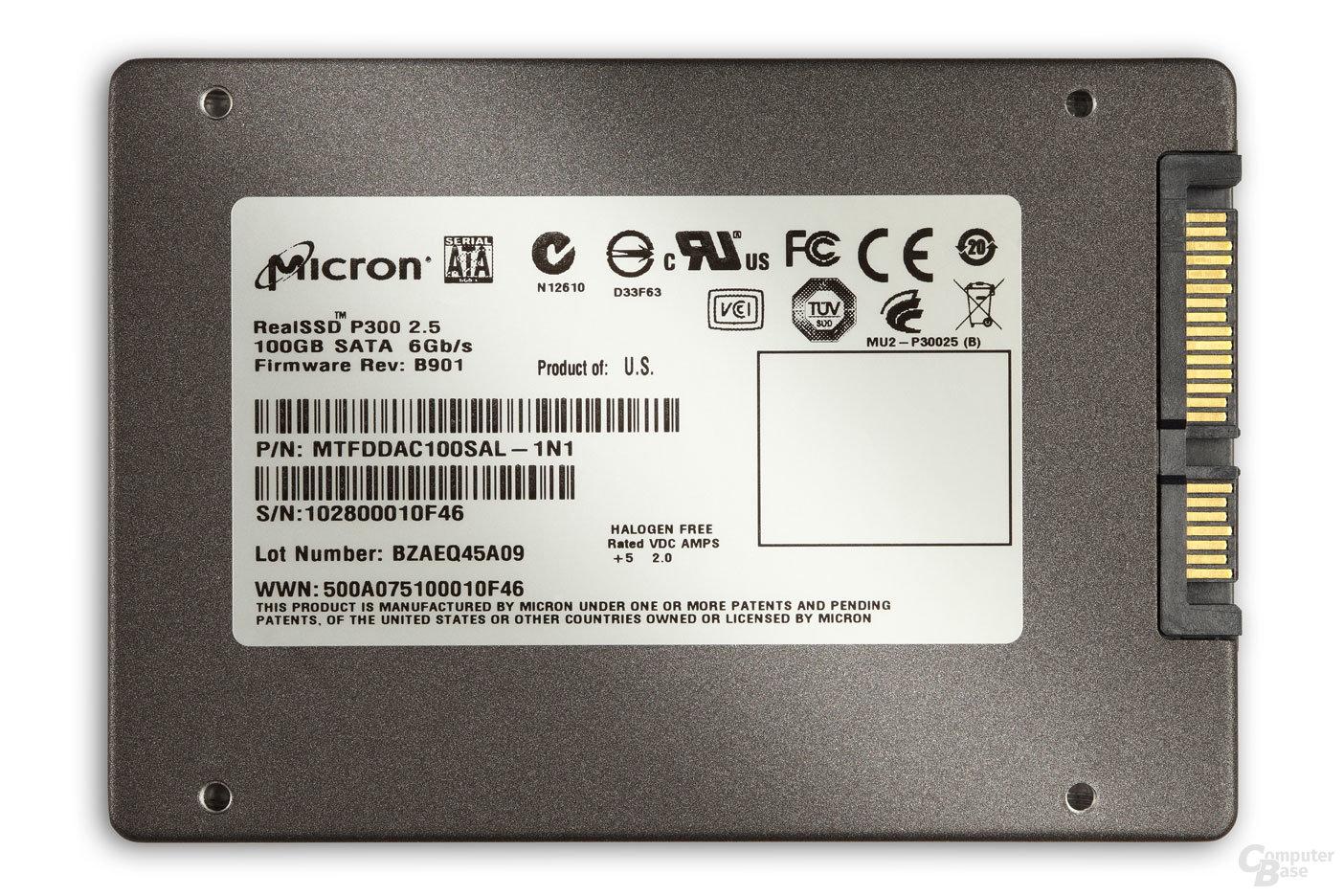 Micron RealSSD P300