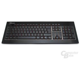 Enermax Acrylux Full-Size-Keyboard